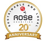 Rose Charities:  20 years: 20 countries:  200 initiatives: 2 million assisted…