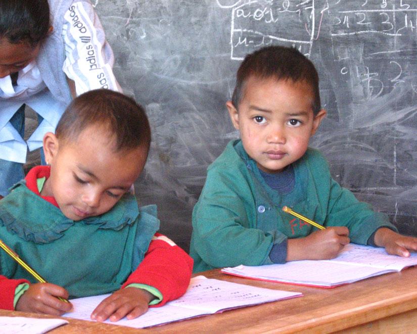 Mahatsara School Madagascar